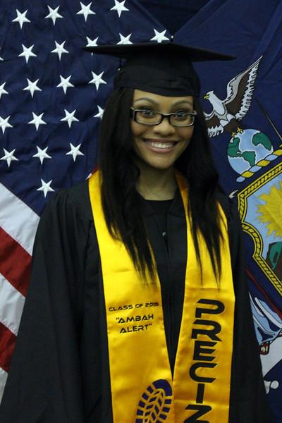 Amber SUNY Graduation